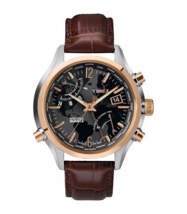 Ceas barbatesc original Timex TRAVELLER Intelligent T2N942