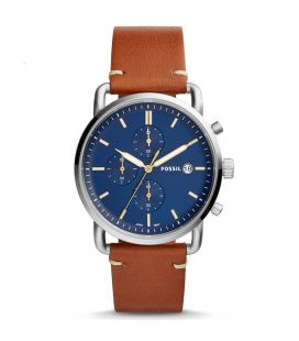 Ceas barbatesc original Fossil The Commuter FS5401