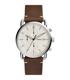 Ceas Barbatesc original Fossil The Commuter FS5402