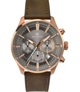 Ceas barbatesc original Accurist CHRONOGRAPH 7195