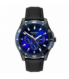 Ceas Barbatesc original Sekonda Midnight Blue 1634
