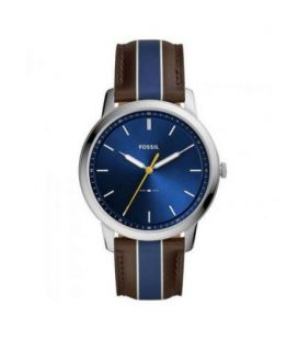 Ceas barbatesc original Fossil The Minimalist FS5554