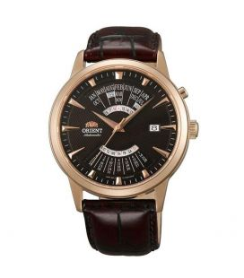 Ceas barbatesc original automatic Orient FEU0A001TH